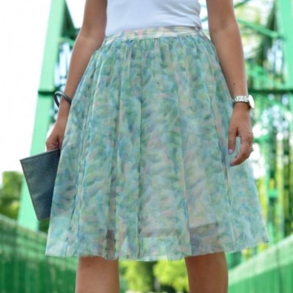 258872ffc LC Lauren Conrad Skirts   Lauren Conrad Disney Cinderella Tulle ...